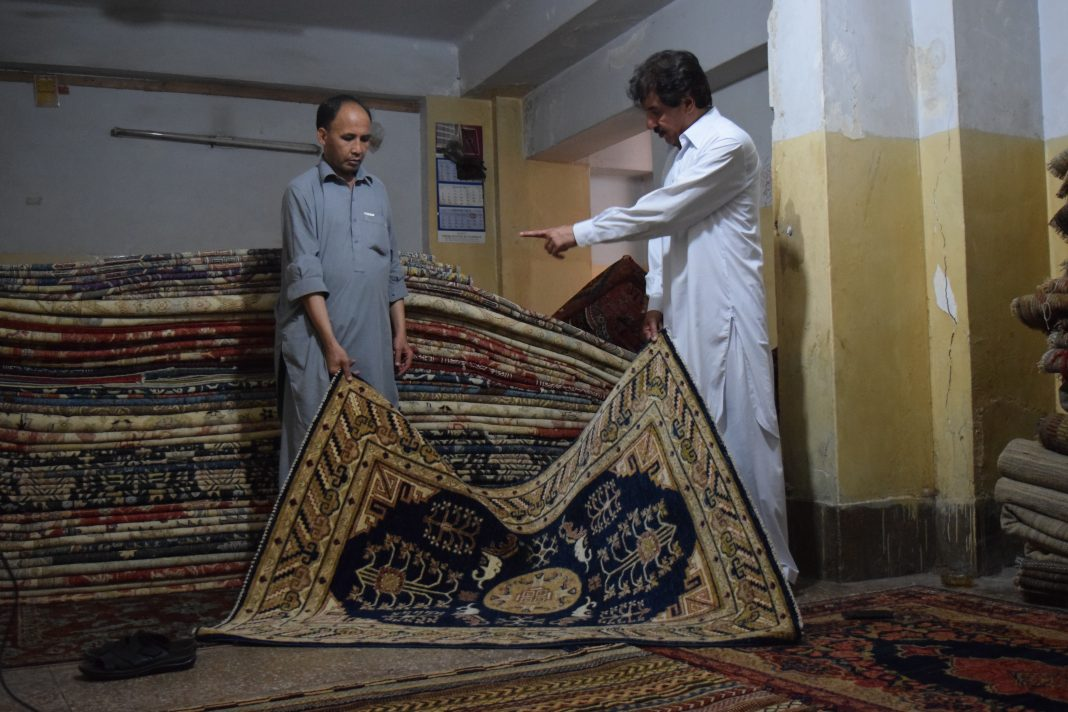 analysis of pakistani carpet industries A pakistani rug (pak persian rug or pakistani carpet) carpet-weaving outside of jails was revived after the independence when pakistan's carpet-weaving industry.